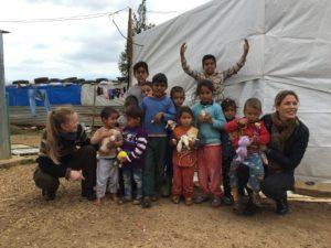 Flyktningebarn